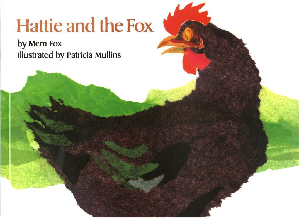 Hattie and the Fox als Taschenbuch