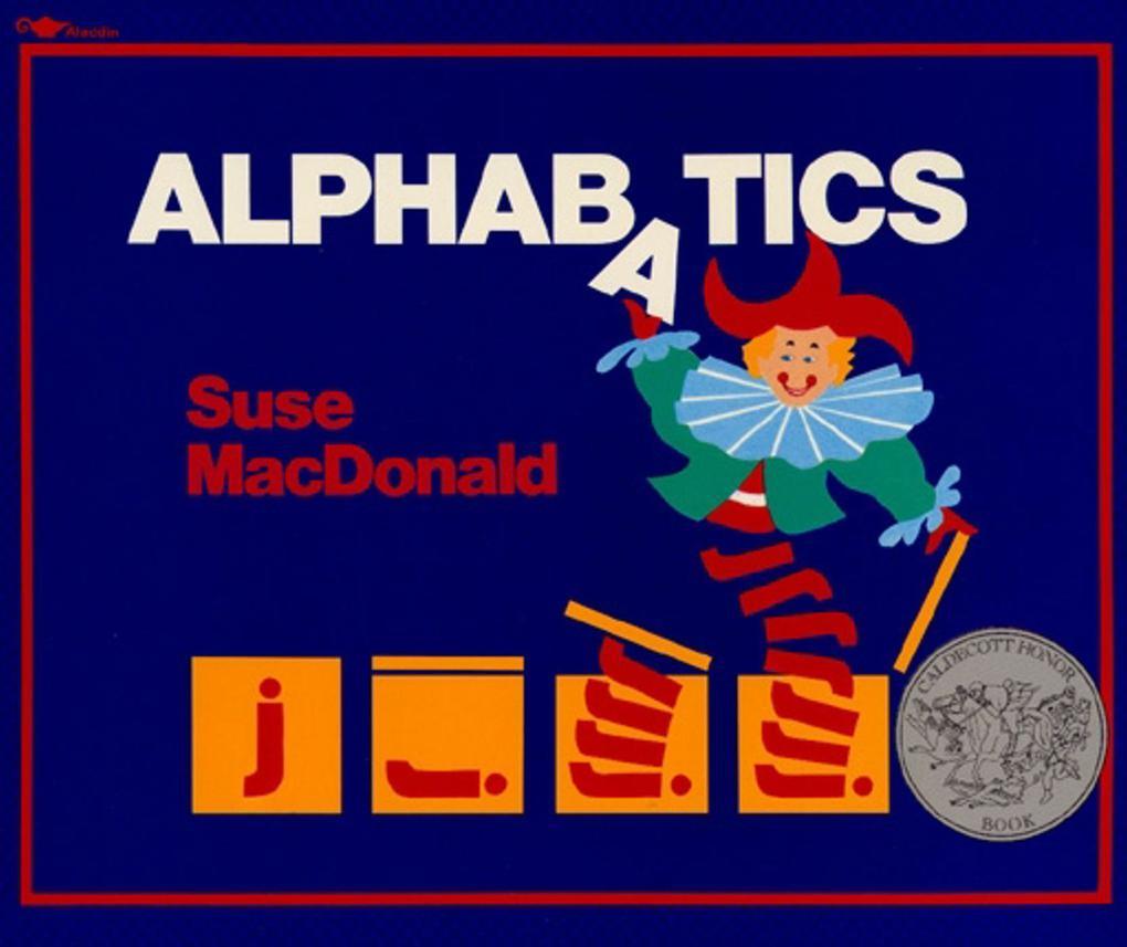 Alphabatics als Taschenbuch