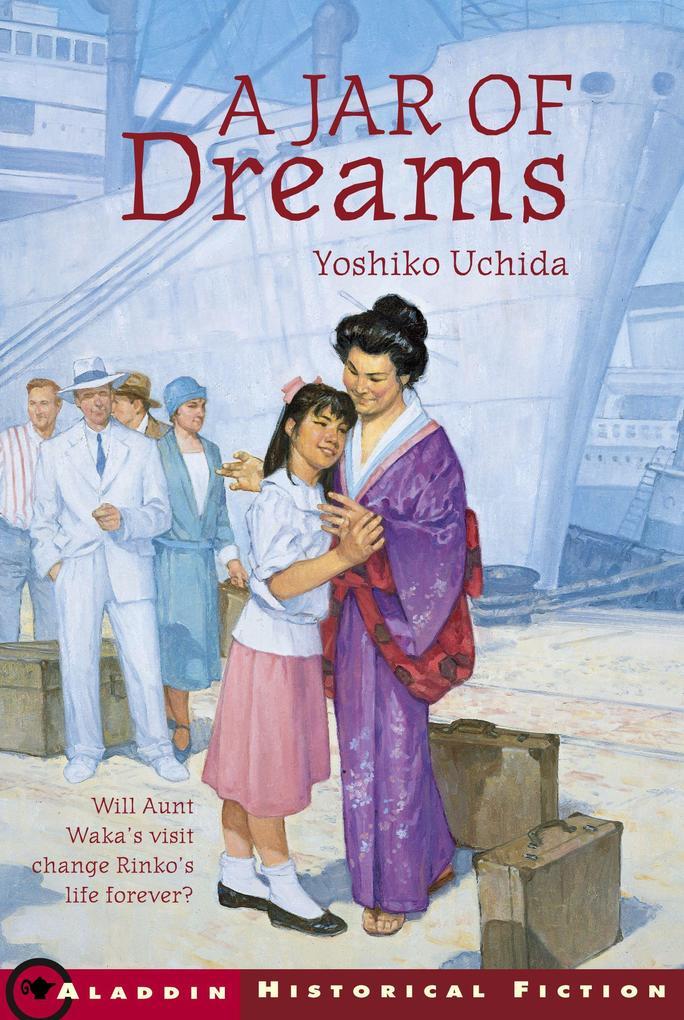 A Jar of Dreams als Taschenbuch