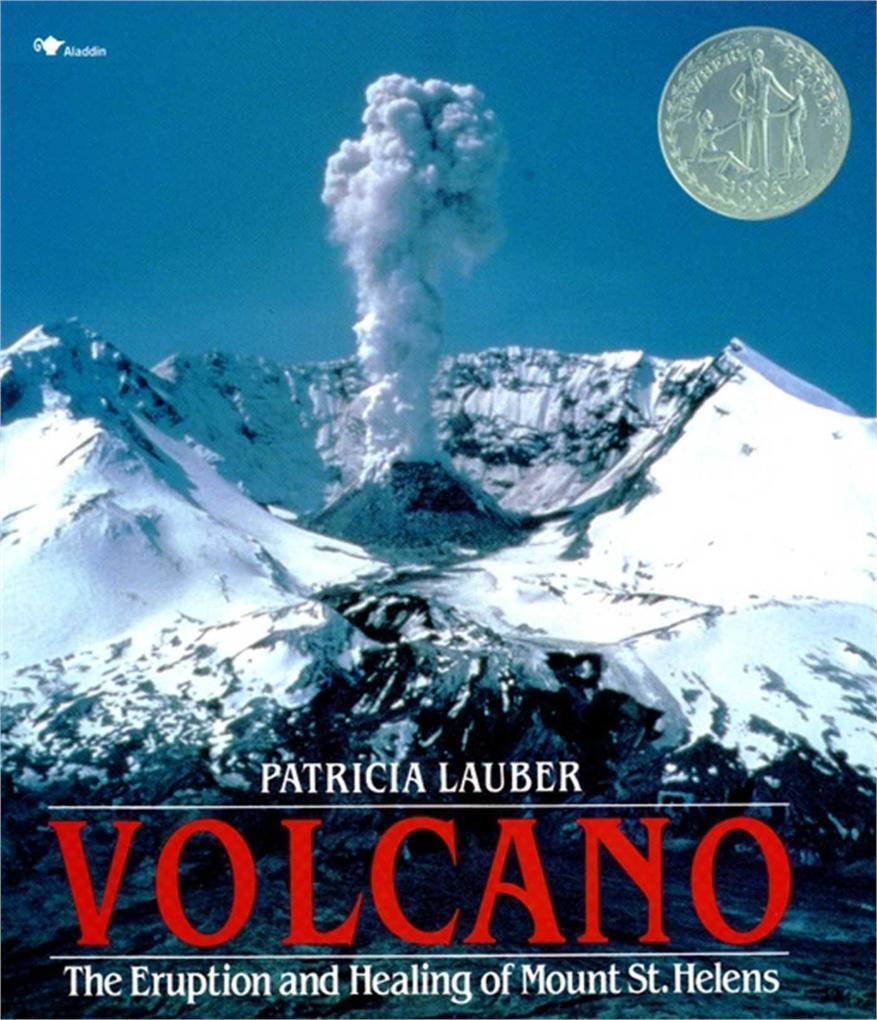 Volcano: The Eruption and Healing of Mount St. Helens als Taschenbuch