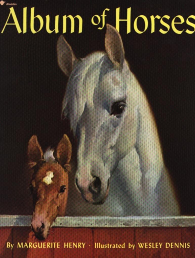 Album of Horses als Taschenbuch