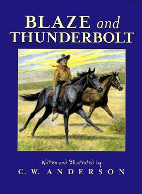 Blaze and Thunderbolt als Taschenbuch