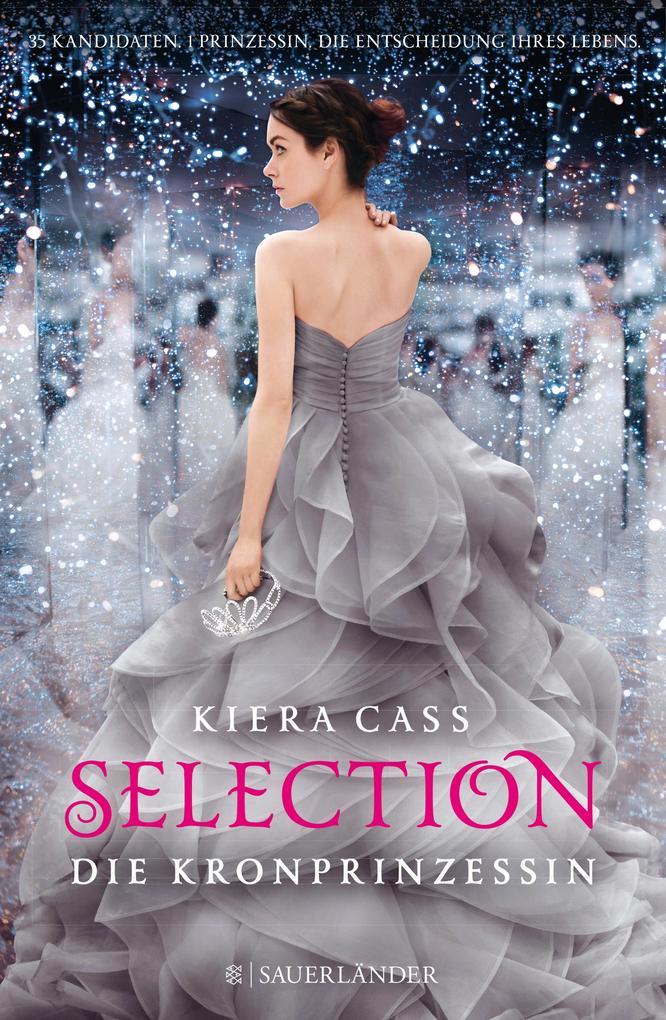 Selection 04 - Die Kronprinzessin als Buch