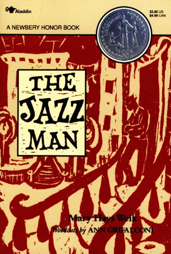 The Jazz Man als Taschenbuch
