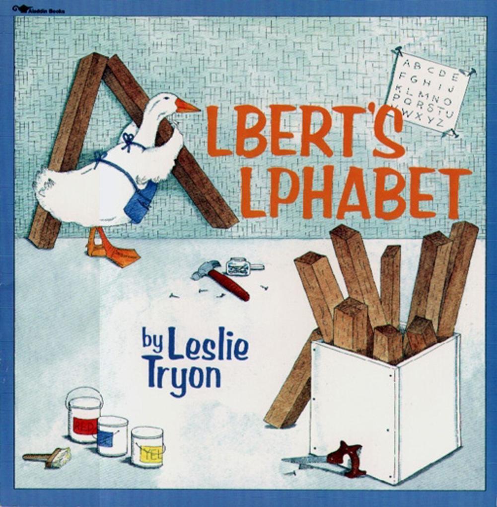 Albert's Alphabet als Taschenbuch