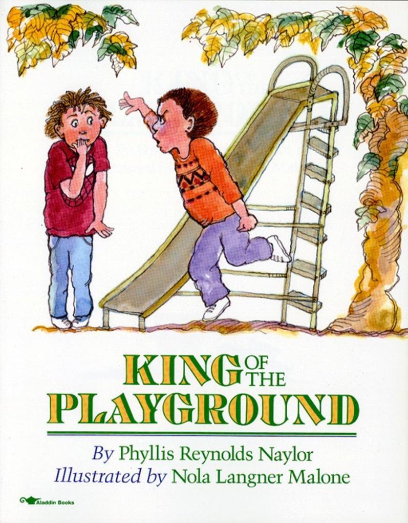 King of the Playground als Taschenbuch