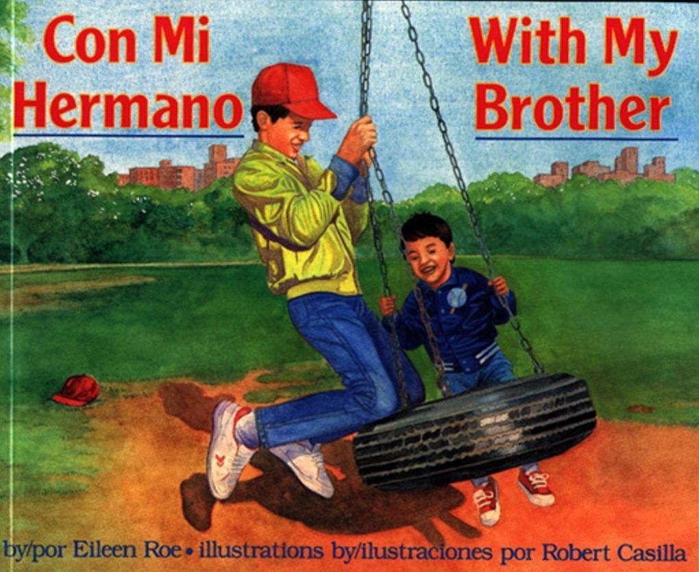 Con Mi Hermano/With My Brother als Taschenbuch