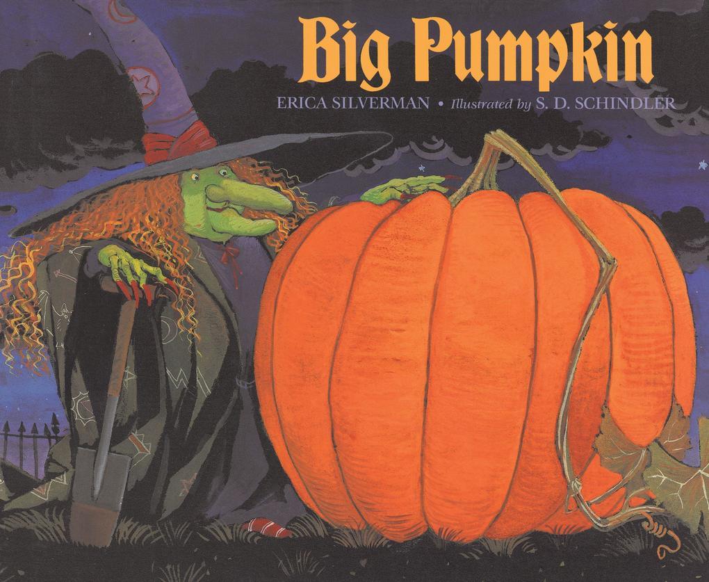 Big Pumpkin als Taschenbuch