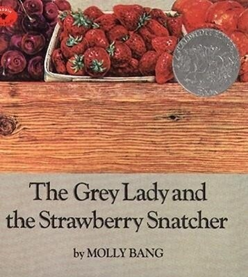 The Grey Lady and the Strawberry Snatcher als Taschenbuch
