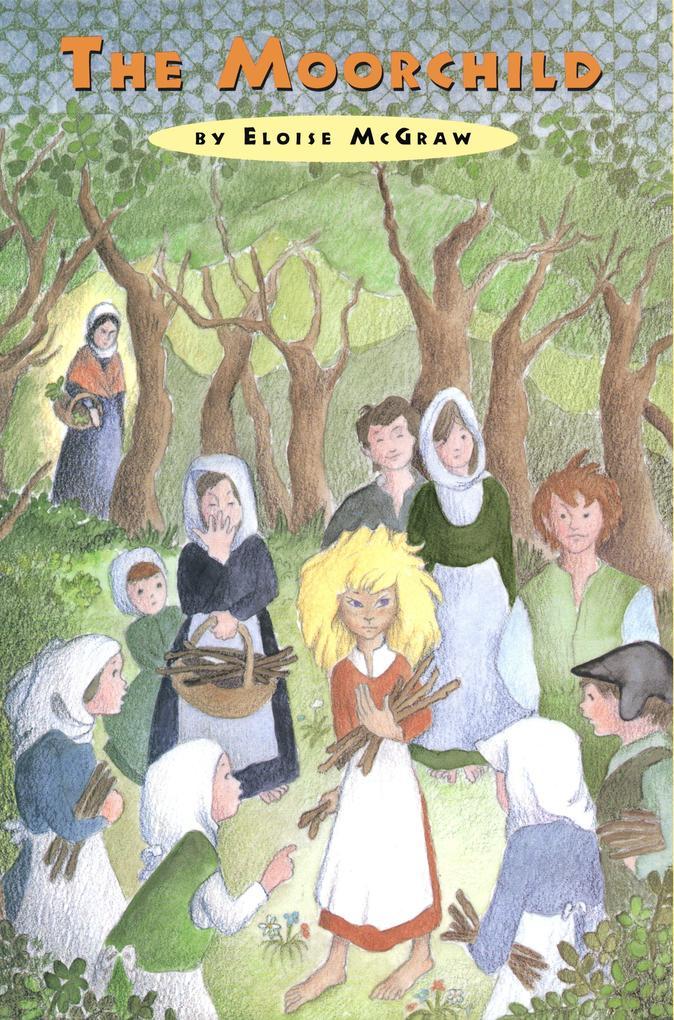 The Moorchild als Buch