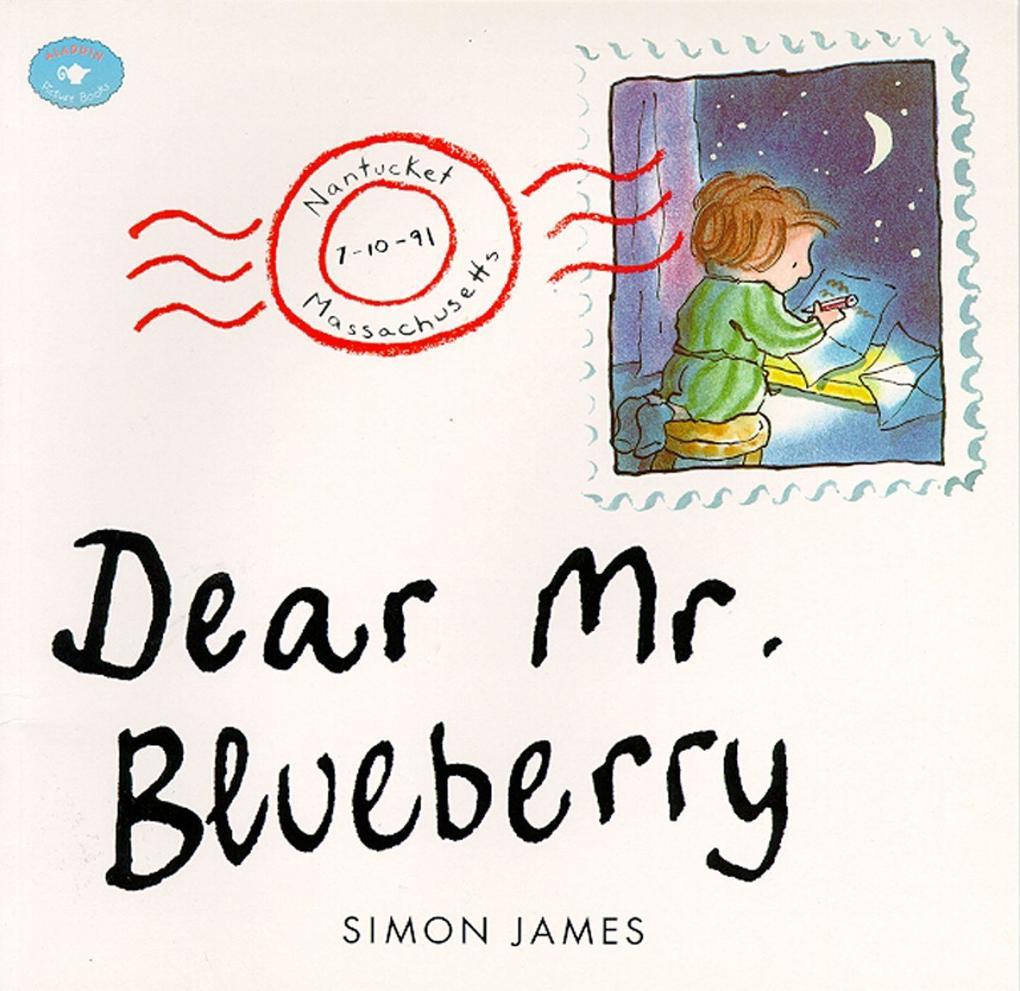 Dear Mr. Blueberry als Taschenbuch