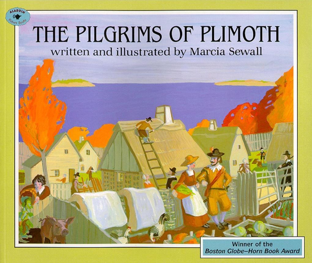 The Pilgrims of Plimoth als Taschenbuch