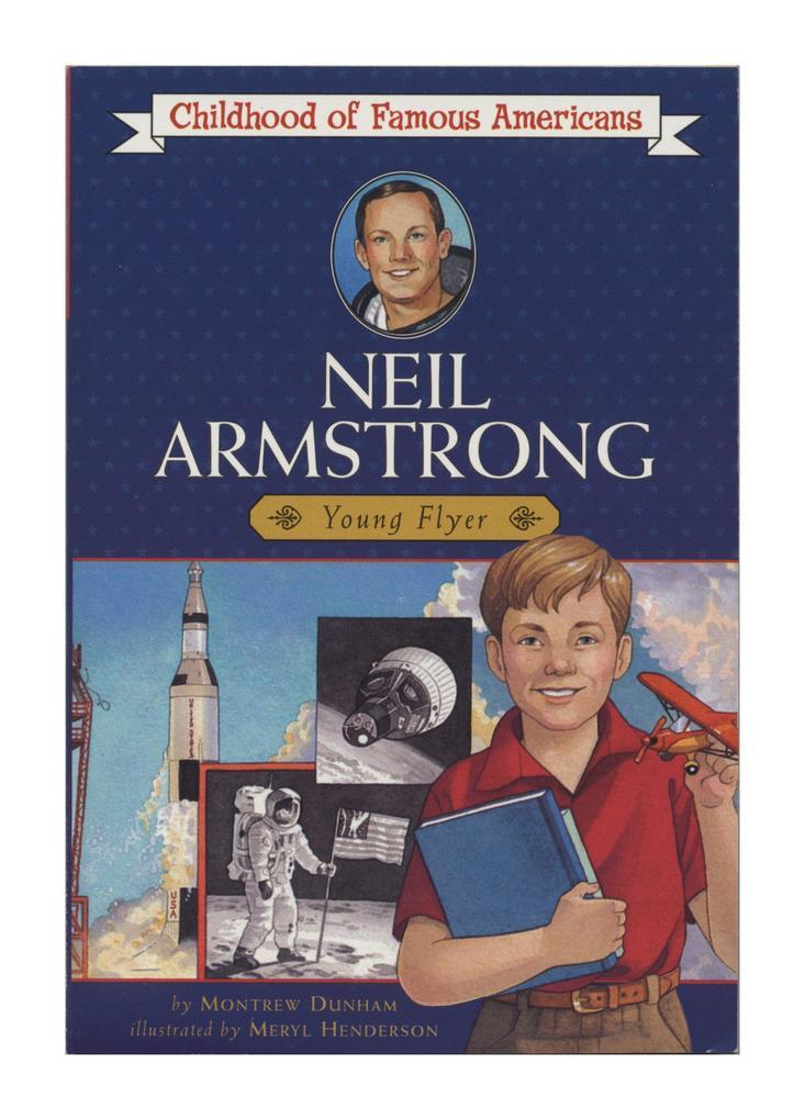 Neil Armstrong: Young Pilot als Taschenbuch