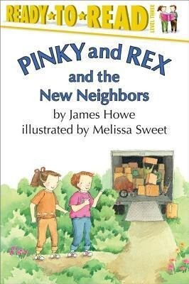 Pinky and Rex and the New Neighbors als Taschenbuch