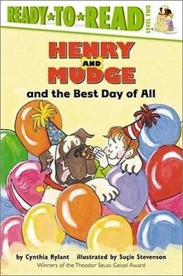 Henry and Mudge and the Best Day of All: Ready to Read Level 2 als Taschenbuch