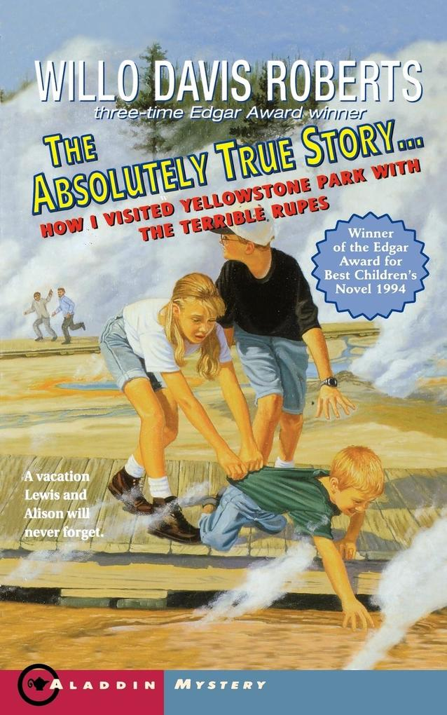 The Absolutely True Story als Buch