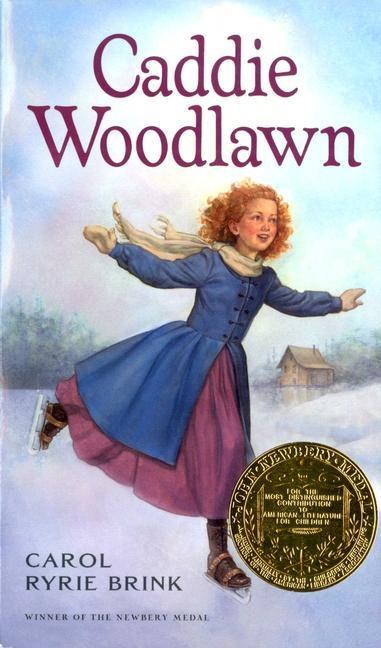 Caddie Woodlawn als Taschenbuch