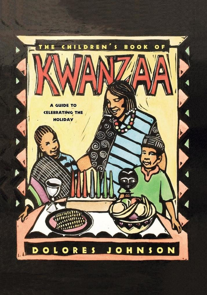 The Children's Book of Kwanzaa als Taschenbuch