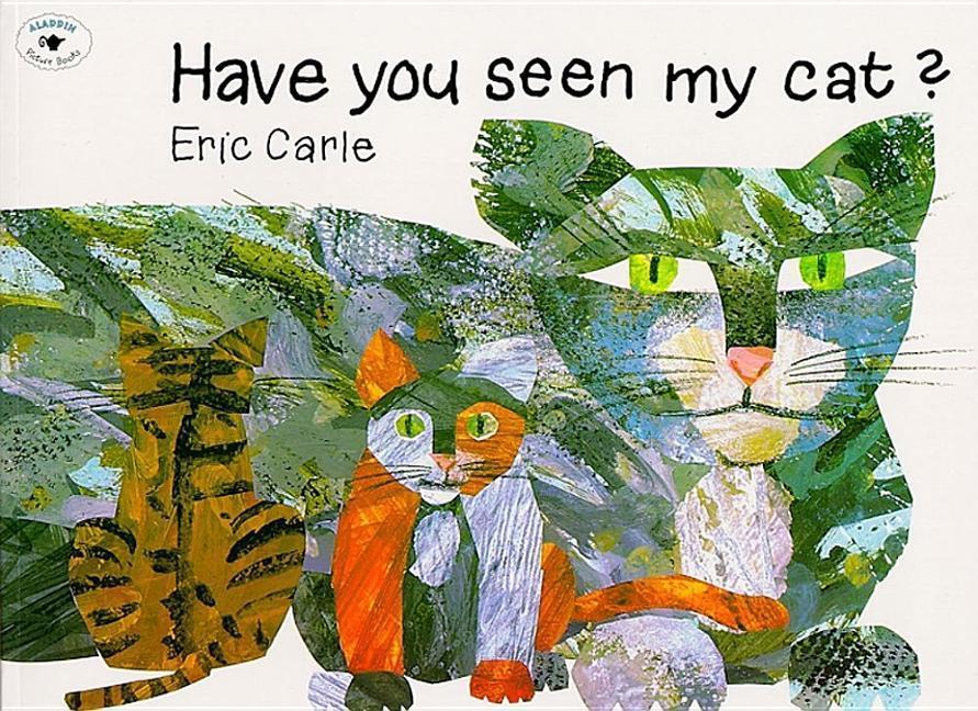 Have You Seen My Cat? als Taschenbuch