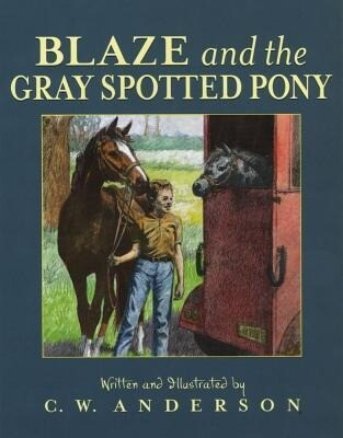 Blaze and the Gray Spotted Pony als Taschenbuch