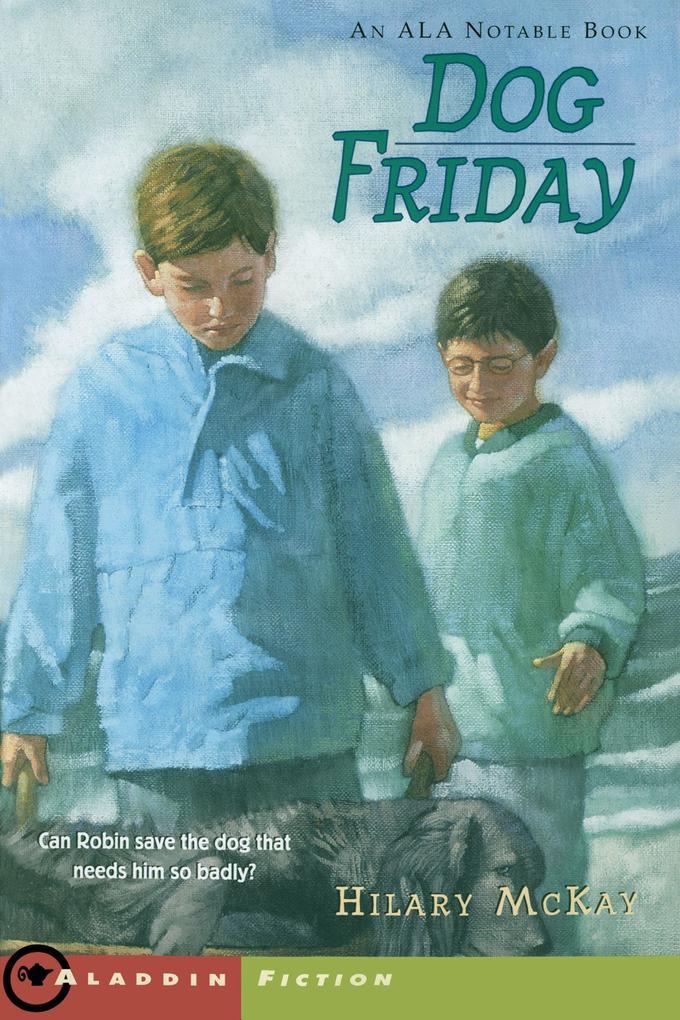 Dog Friday als Taschenbuch