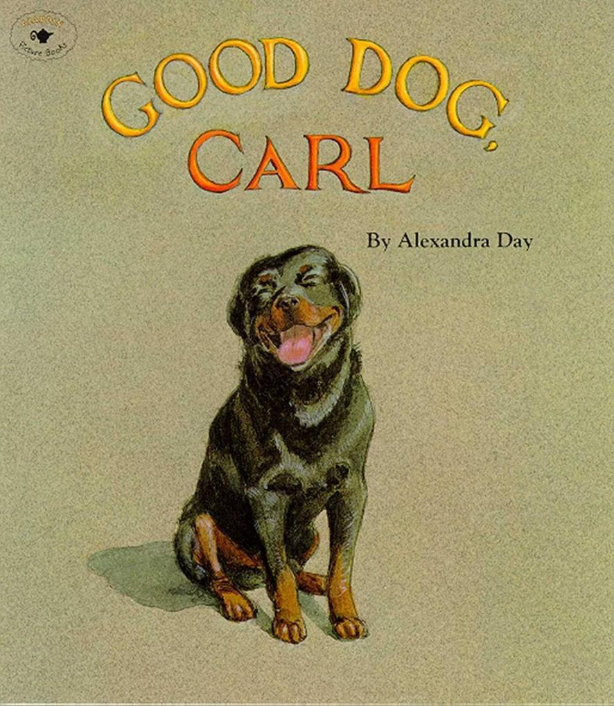 Good Dog, Carl als Taschenbuch