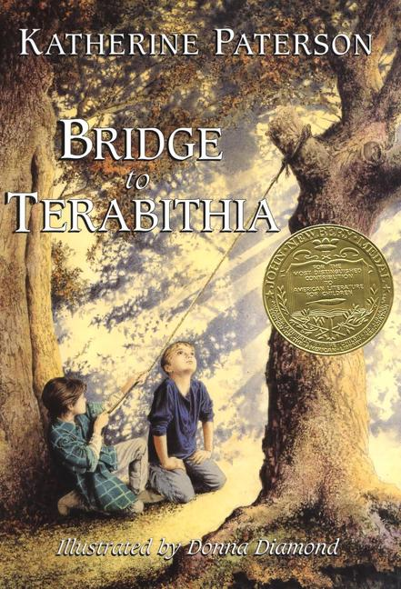 Bridge to Terabithia als Buch