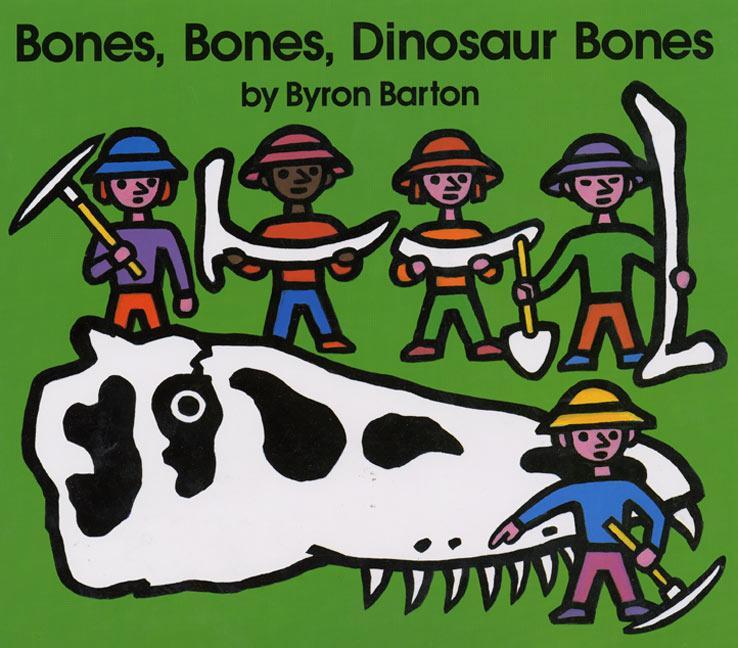 Bones, Bones, Dinosaur Bones als Buch