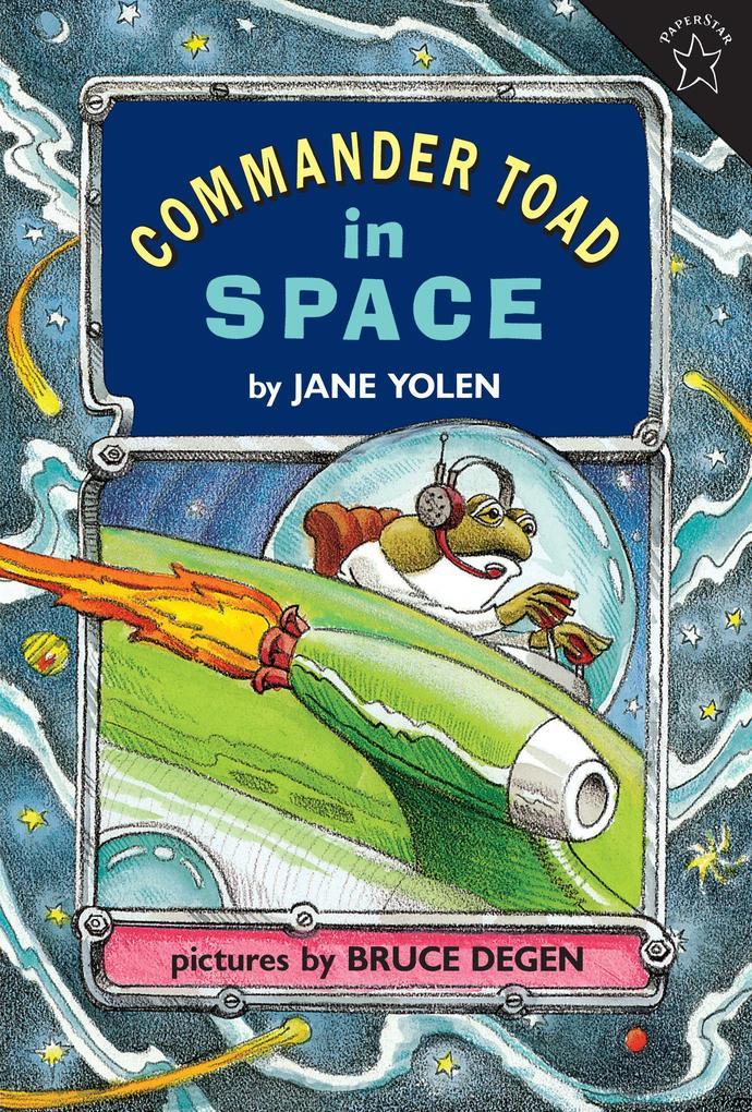Commander Toad in Space als Taschenbuch