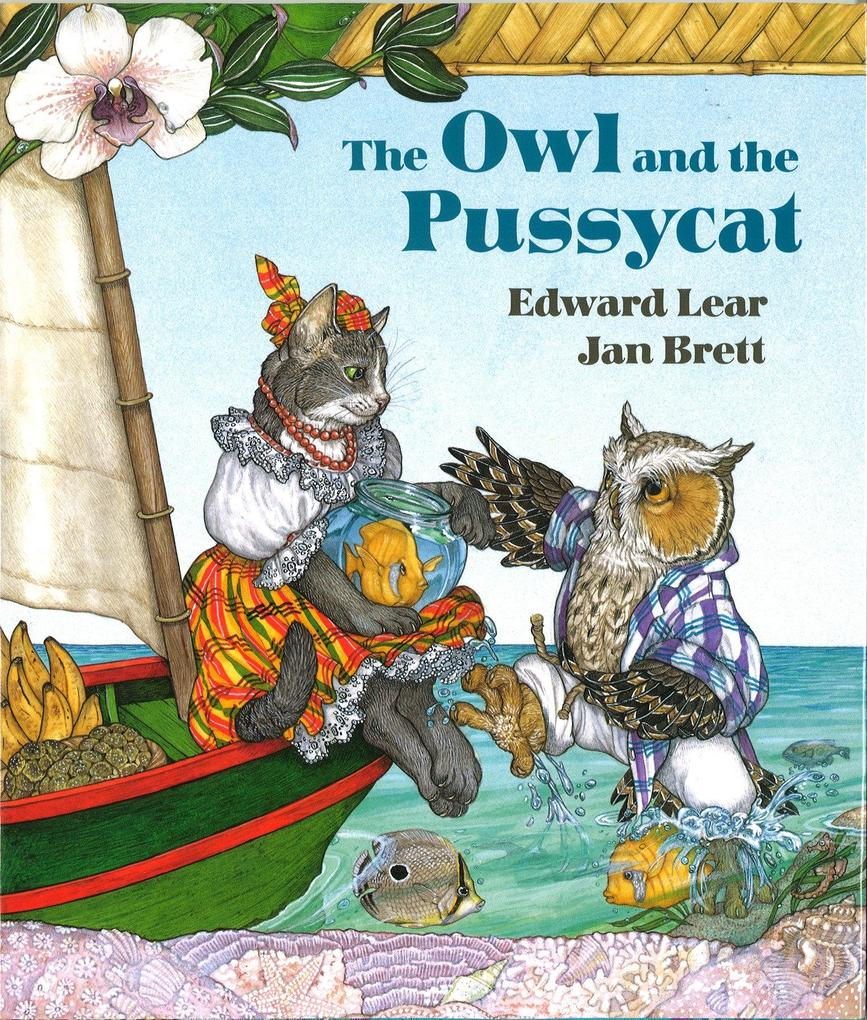 The Owl and the Pussycat als Taschenbuch