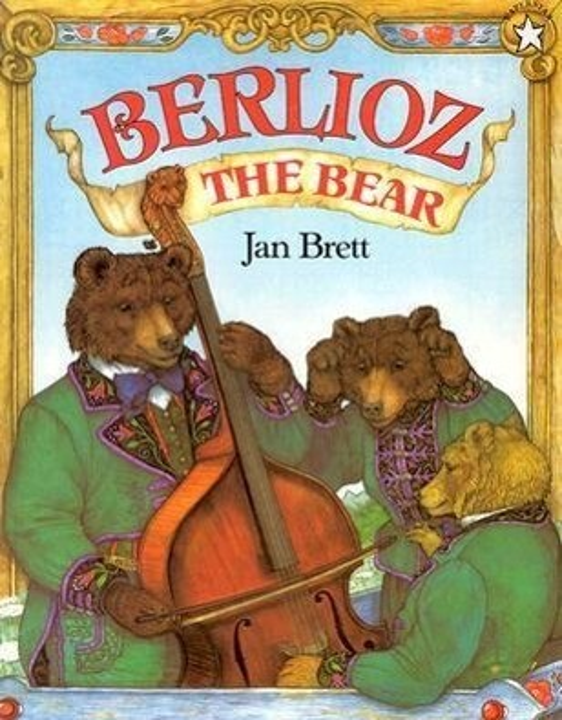 Berlioz the Bear als Taschenbuch