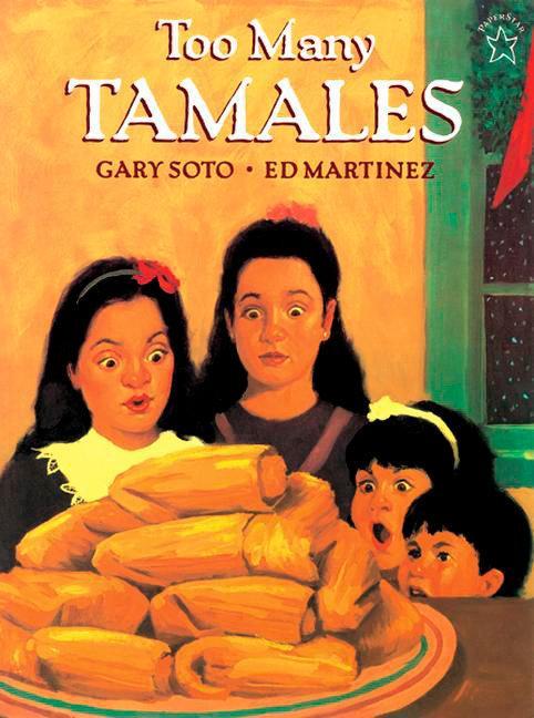 Too Many Tamales als Taschenbuch