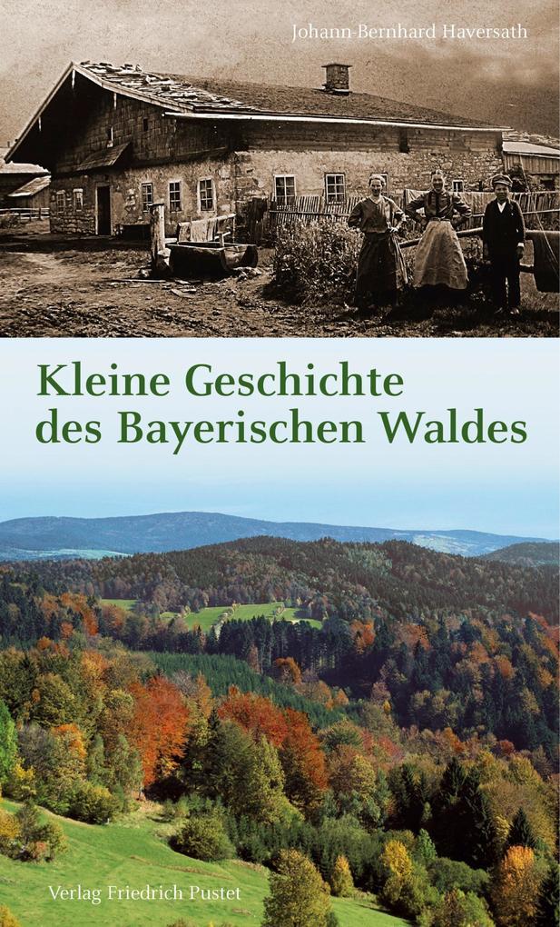 Kleine Geschichte des Bayerischen Waldes als eB...