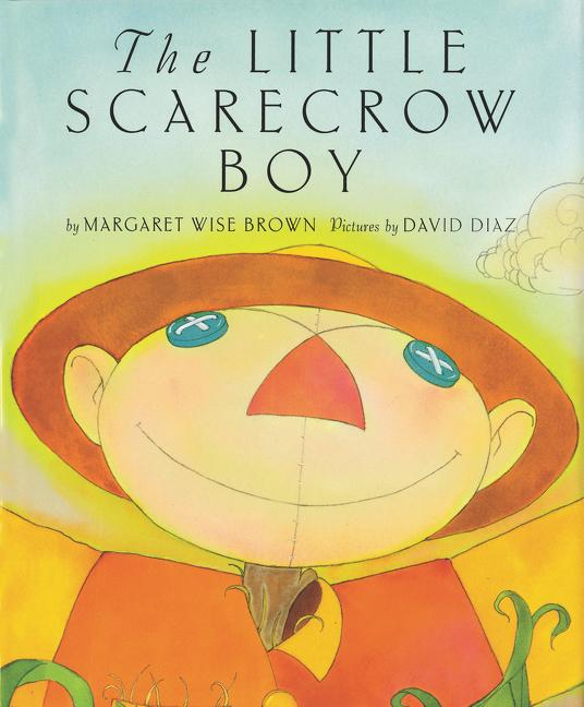 The Little Scarecrow Boy als Buch