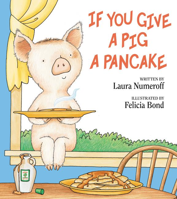 If You Give a Pig a Pancake als Buch