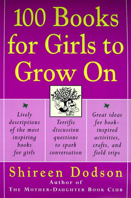100 Books for Girls to Grow on als Taschenbuch