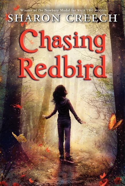 Chasing Redbird als Taschenbuch