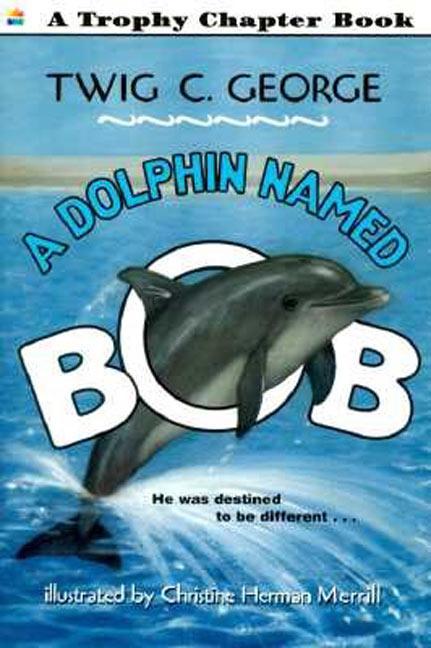 A Dolphin Named Bob als Taschenbuch
