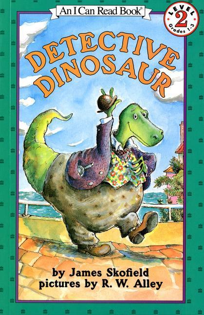Detective Dinosaur als Taschenbuch