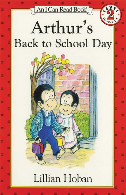Arthur's Back to School Day als Taschenbuch