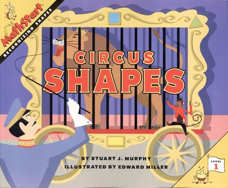 Circus Shapes als Taschenbuch