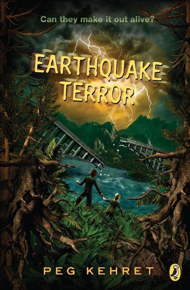 Earthquake Terror als Taschenbuch