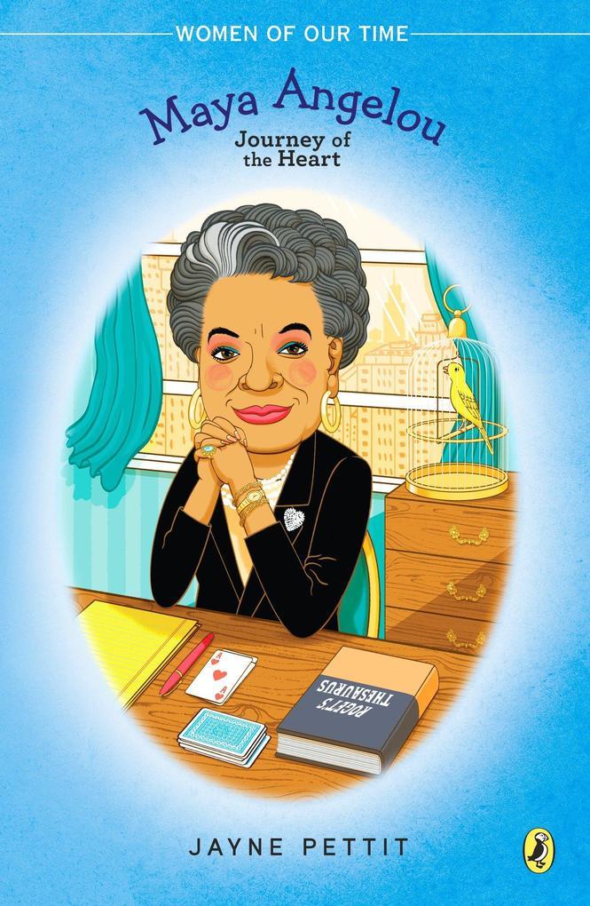 Maya Angelou: Journey of the Heart als Taschenbuch
