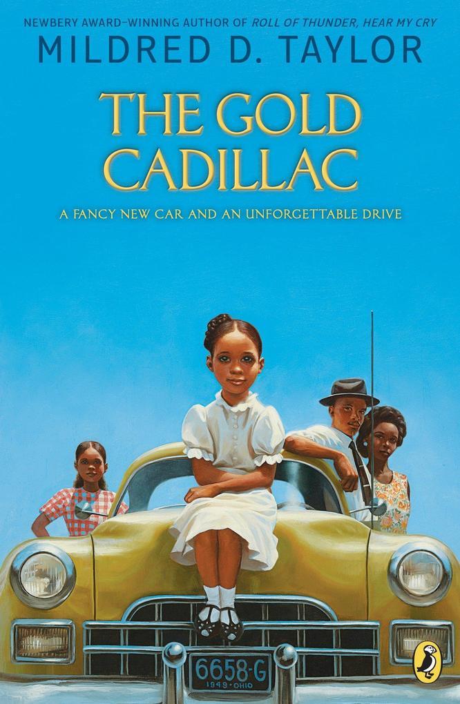 The Gold Cadillac als Taschenbuch