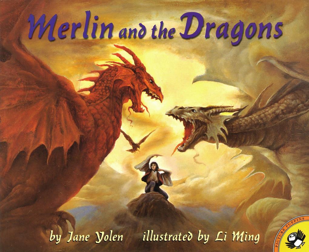 Merlin and the Dragons als Taschenbuch