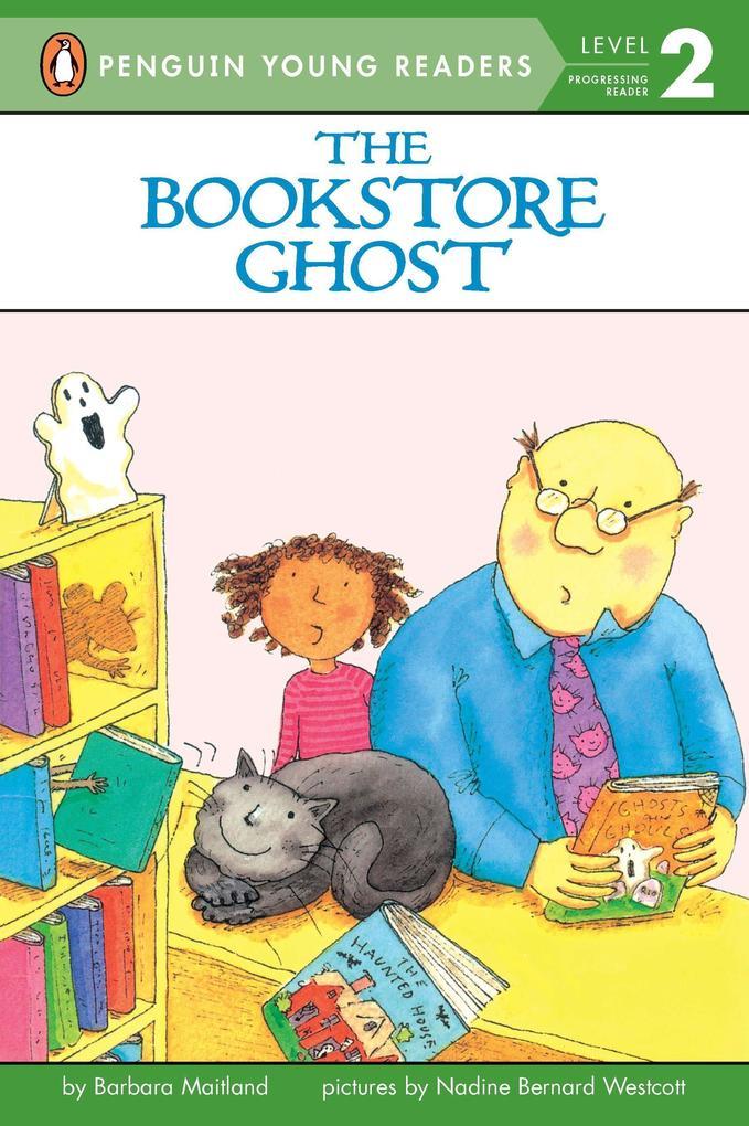 The Bookstore Ghost als Taschenbuch