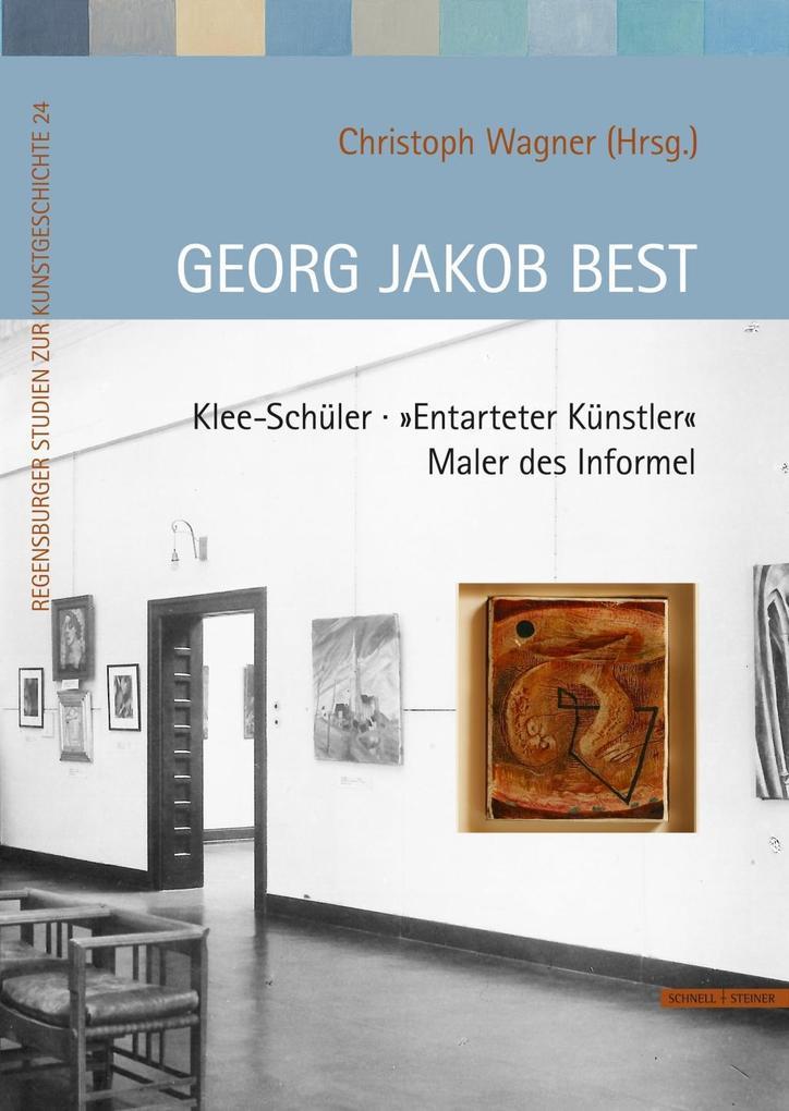 Georg Jakob Best als Buch von