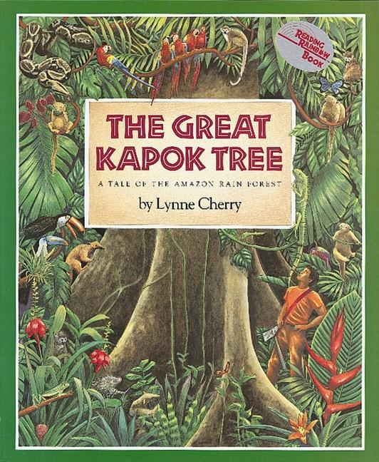 The Great Kapok Tree als Buch (gebunden)