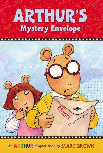 Arthur's Mystery Envelope: An Arthur Chapter Book als Taschenbuch