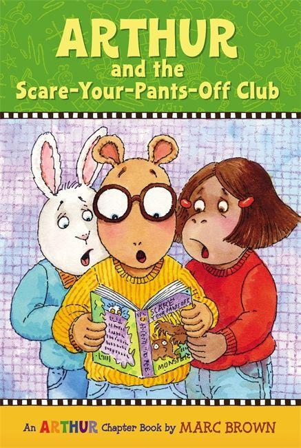 Scare-Your-Pants-Off-Club, the Chapter Book # 2 als Taschenbuch
